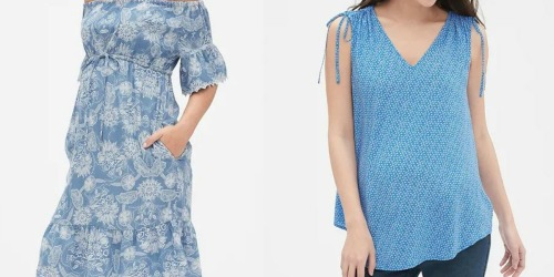 Up to 85% Off Maternity Apparel at Gap.com