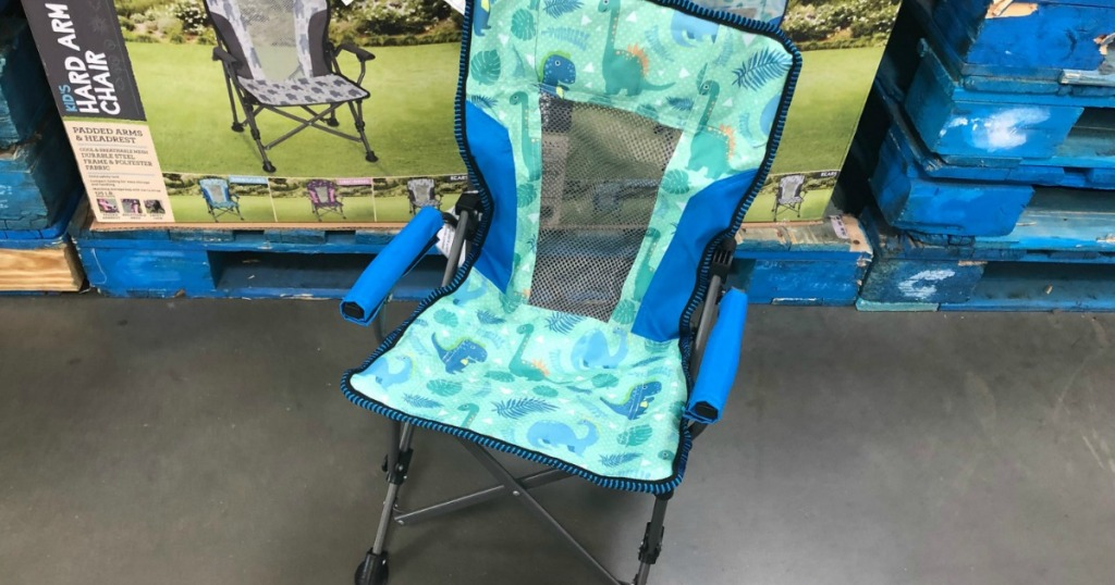 Pleasing Members Mark Portable Kids Chair Only 14 98 At Sams Club Unemploymentrelief Wooden Chair Designs For Living Room Unemploymentrelieforg