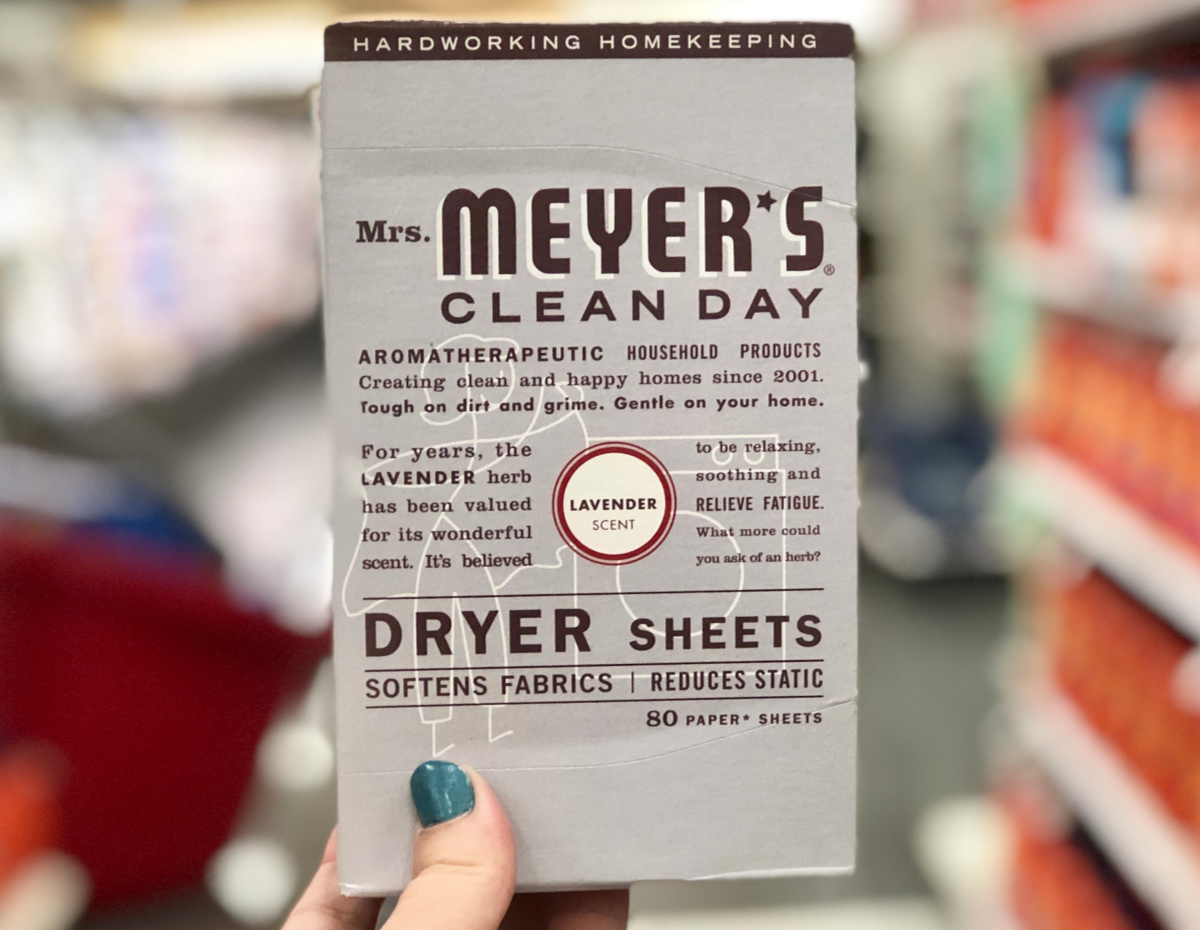 picture about Mrs Meyers Printable Coupon identified as Exceptional Superior Importance Mrs. Meyers Discount coupons + Focus Walmart