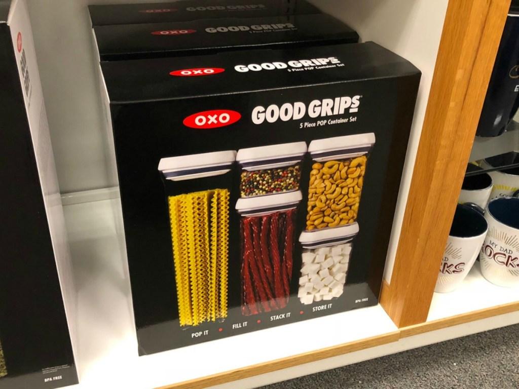 oxo good grips five piece set box in kohls