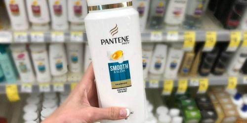 40% Off Shampoo & Conditioner at Amazon (Pantene, Herbal Essences & More)