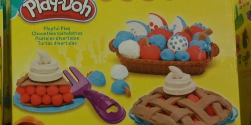 Play-Doh Playful Pies Set w/ 4 Cans of Play-Doh Only $6.99 + More