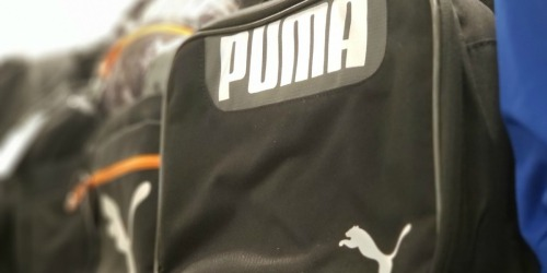 Up to 65% Off PUMA Backpacks & Duffel Bags + Free Shipping