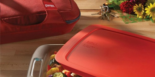 Pyrex 4-Piece Portables Set as Low as $23.99 Shipped at Kohl's (Regularly $40) + More