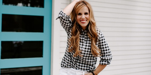 The Rachel Hollis Ltd QVC Clothing Line Is Finally Here!