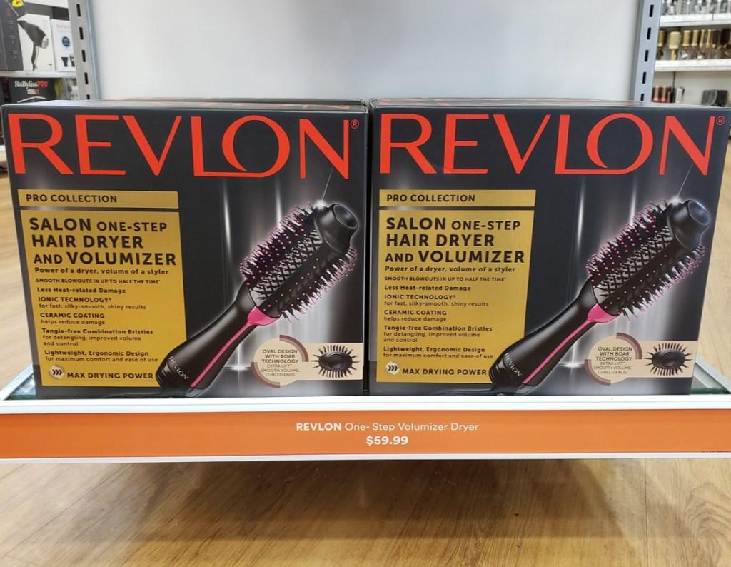 Revlon One-Step Volumizer Hair Dryer Only $38 39 at ULTA
