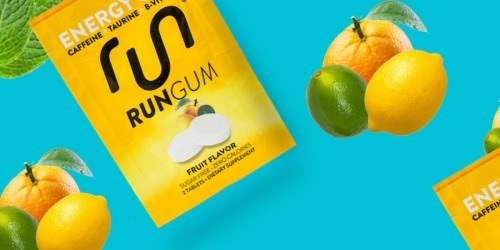 FREE RunGum Coupon (Redeem at CVS) – Must Share on Instagram