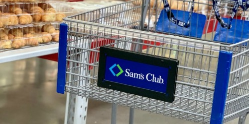 One-Year Sam's Club Membership + $25 eGift Card Only $35 ($70 Value)