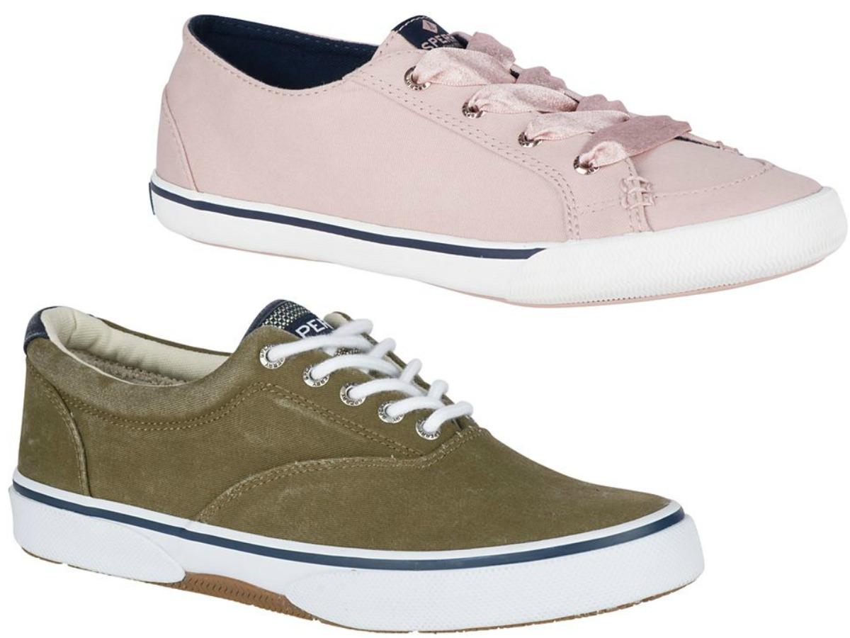 Off Sperry Men's \u0026 Women's Shoes