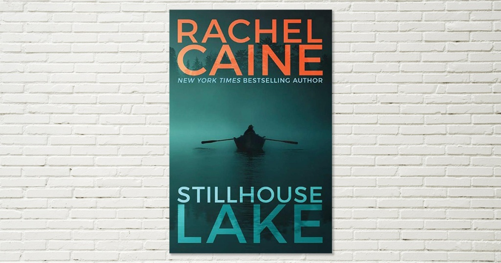 stillhouse lake novel cover