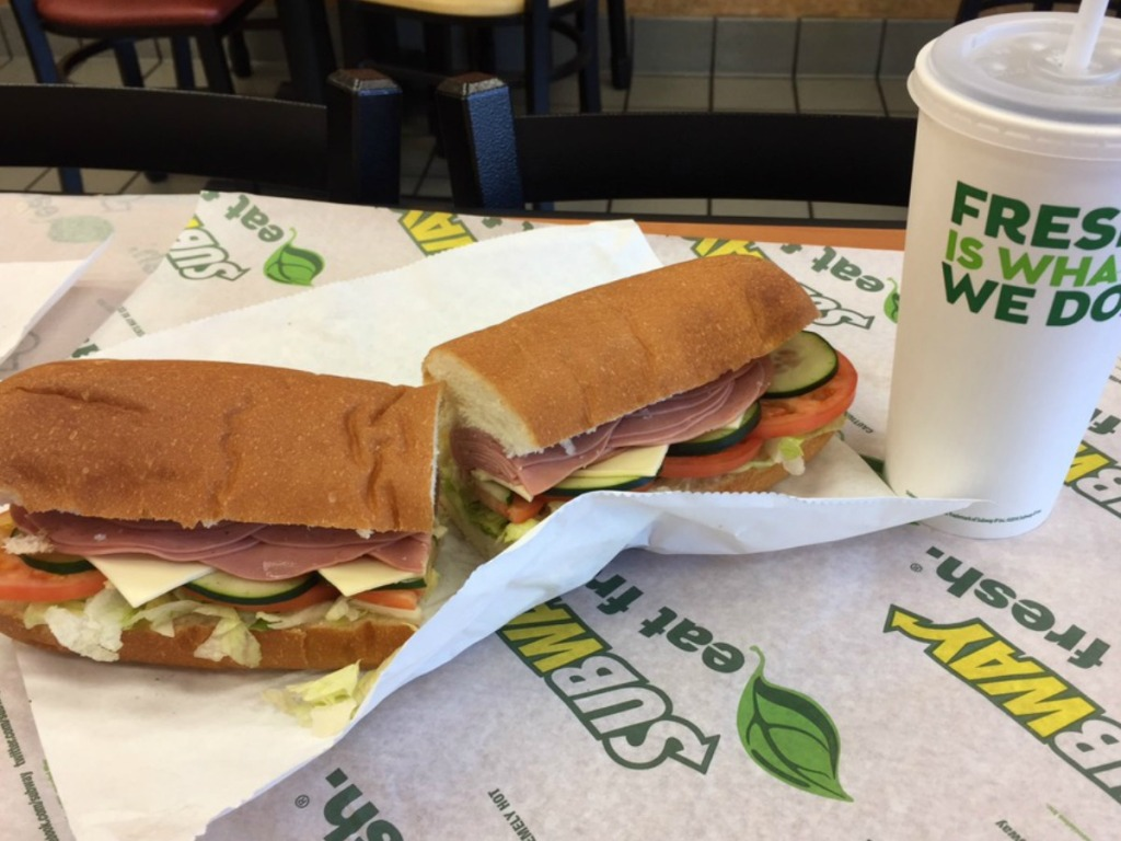 subway food