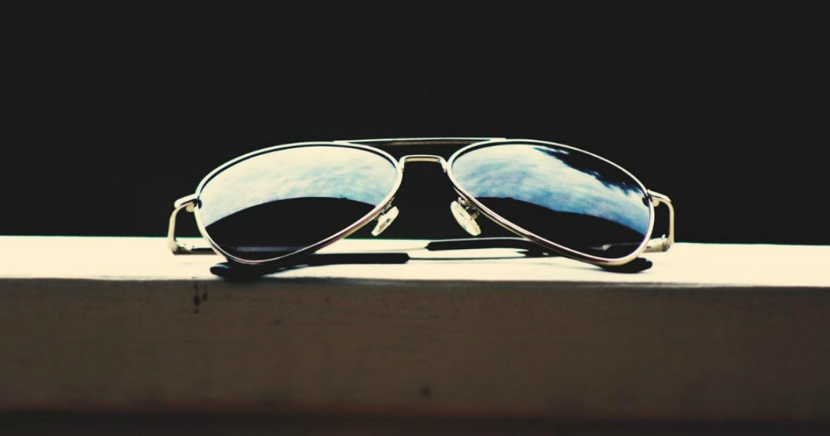 6e2e6b5ce9211 Calvin Klein Men s Aviator Sunglasses Only  34 Shipped (Regularly  205)