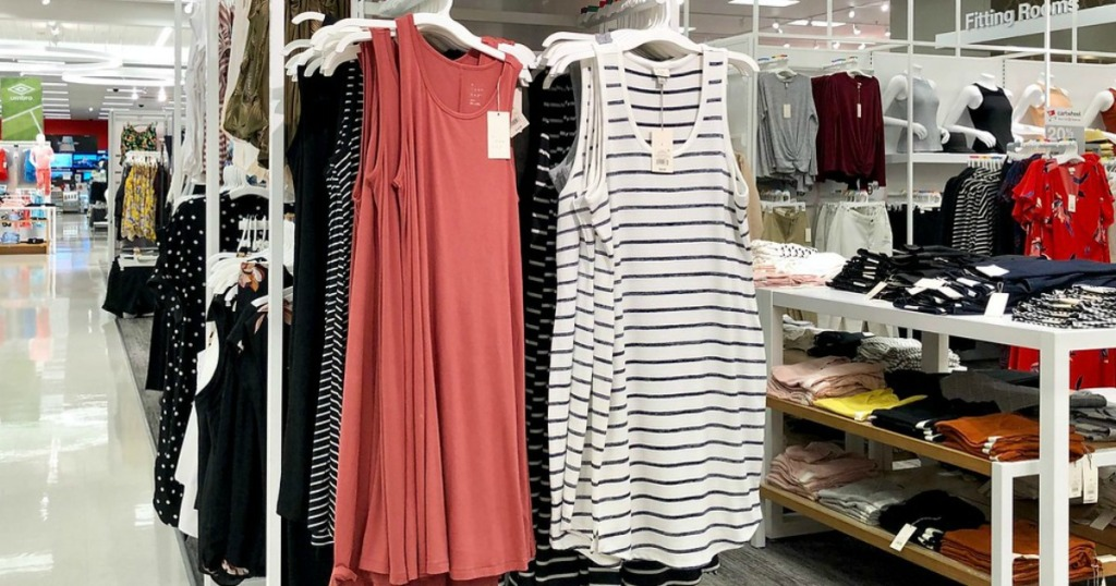 Target women's dresses