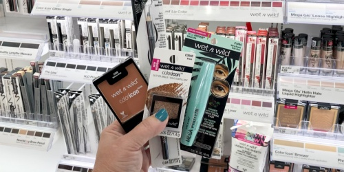 Over $5 Worth of Wet n Wild Coupons = FREE Eyeshadow at Target + More