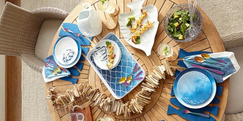 Up to 70% Off The Cellar Coastal Collection Dinnerware at Macy's