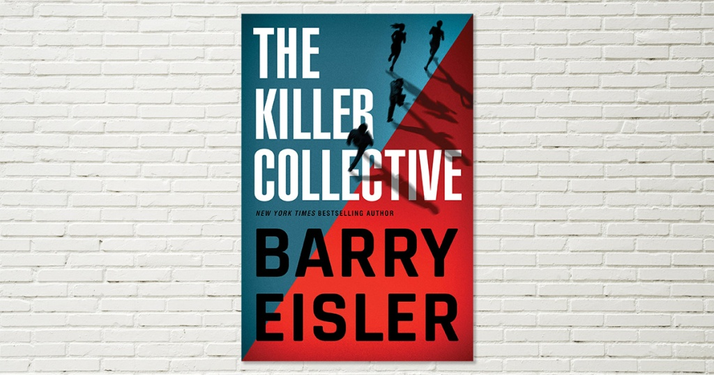 the killer collective novel cover