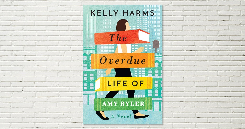 the overdue life of amy byler novel cover