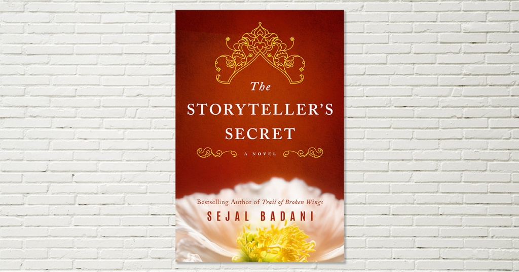 the storyteller's secret novel