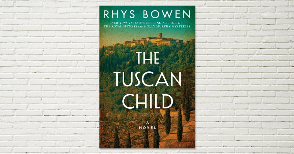 the tuscan child novel cover