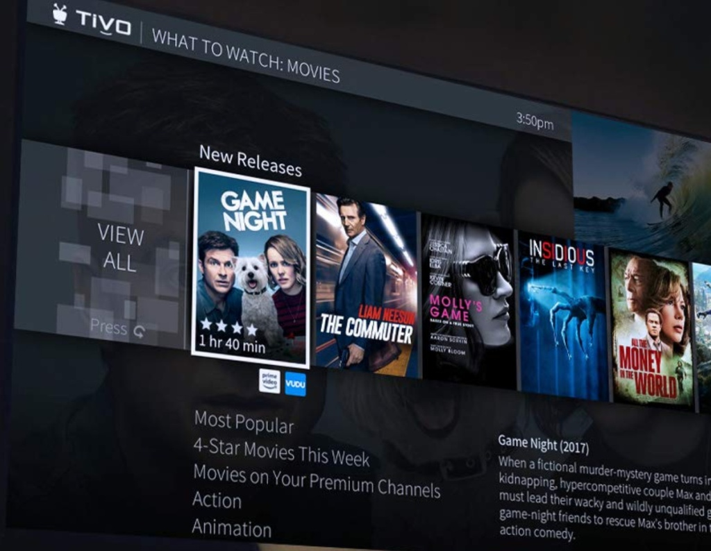 TiVo Bolt VOX Only $236 Shipped At Amazon (4K Streaming
