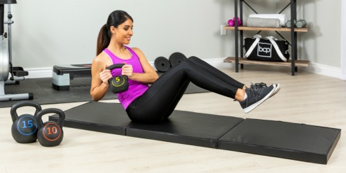 Tri-Fold Exercise Floor Mat Only $29.99 Shipped (Regularly $89)