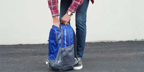 50% Off Under Armour Backpacks + Free Shipping