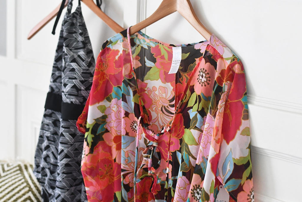 walmart wednesday – time and true swimwear and coverup