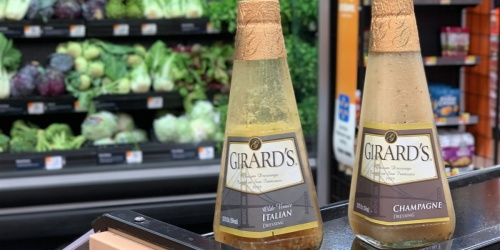 New $1/1 Girard's Salad Dressing Coupon = Only $1.42 After Cash Back at Walmart