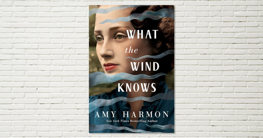 what the wind knows novel cover