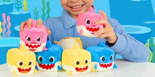 Baby Shark Song Cubes Only $7.99 on Amazon