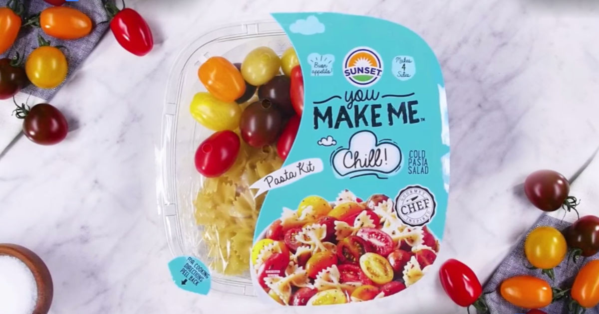 Free Sunset Pasta Kit Coupon Select Customers Only