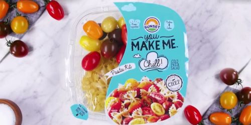 FREE Sunset Pasta Kit Coupon (Select Customers Only)