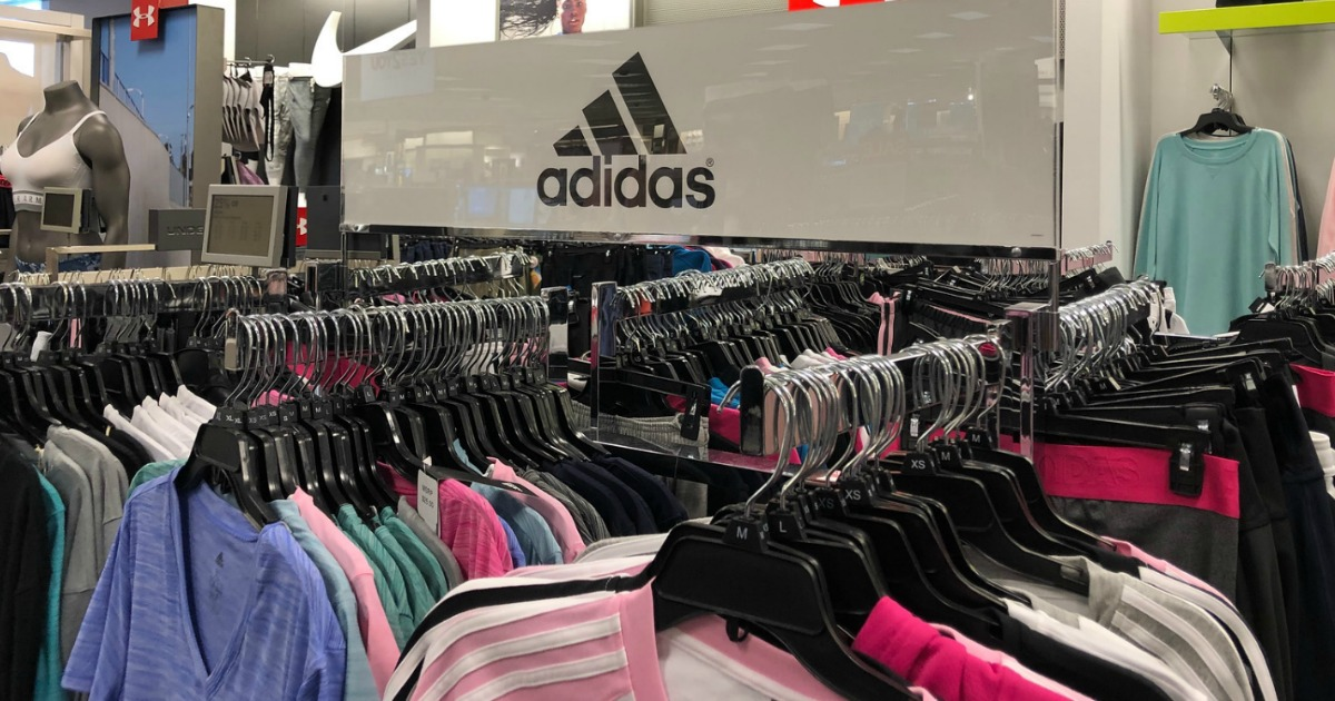 adidas clothing in kohl's store