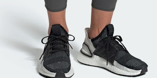 Over $70 Off adidas UltraBOOST 19 Running Shoes + Free Shipping