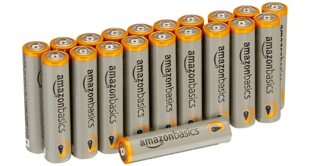 Amazon Basics Batteries