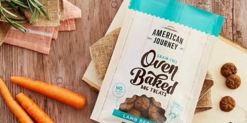 Buy 1, Get 1 FREE American Journey Dog & Cat Food or Treats