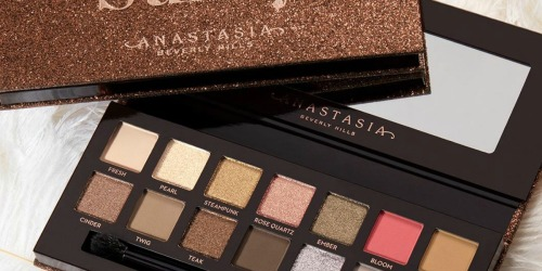 50% Off Anastasia Beverly Hills Sultry Palette + Free Shipping