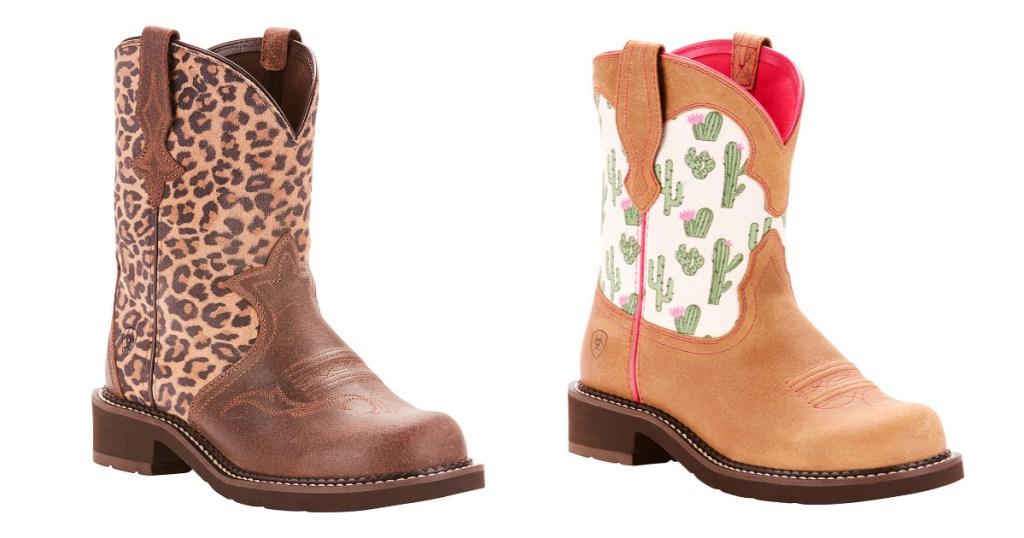 Ariat women's fat boy boots