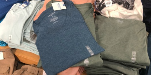 Up to 80% Off Arizona Men's Tees, Tanks, Shorts & More at JCPenney