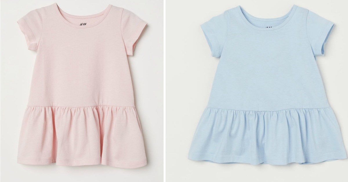 48aa6b1cecf5b H&M Kids Apparel as Low as $3.99 (Dresses, Shorts & More) + Rare ...