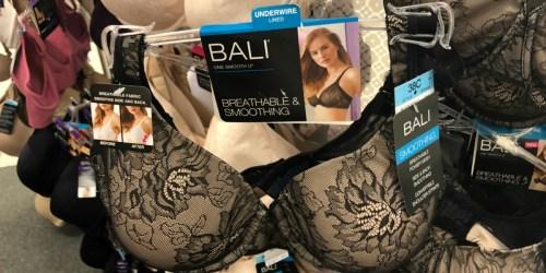 Bras as Low as $9.45 at Macy's (Bali, Vanity Fair, Maidenform & More)