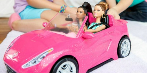Barbie Glam Convertible Only $13.79 (Regularly $20)