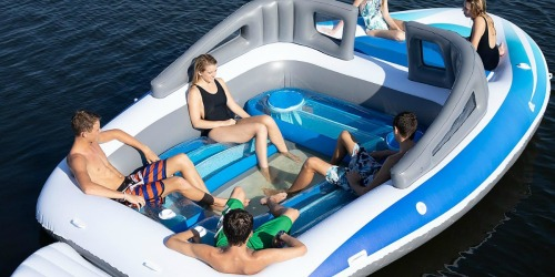 This Popular Inflatable Party Boat Has Dropped in Price
