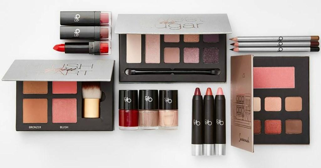 various Belk Brand Beauty items