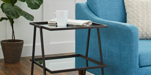 Up to 55% Off Better Homes & Garden Accent Tables at Walmart.com