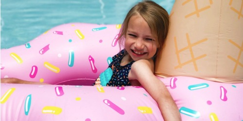 30% Off Big Mouth Pool Floats + Free Shipping for Kohl's Cardholders
