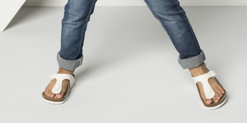Birkenstock Kids Gizeh Birko-Flor Sandals as Low as $37 Shipped