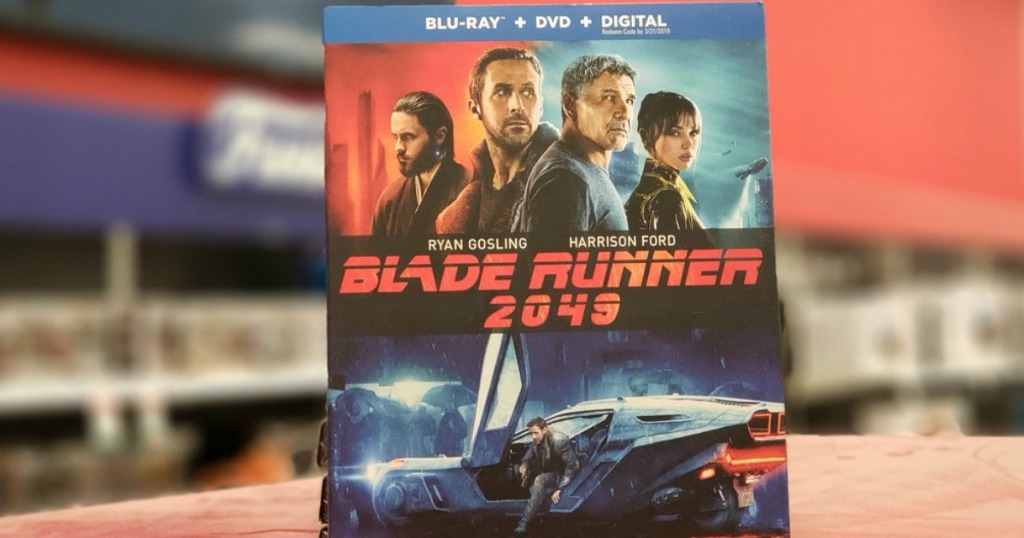 picture of Blade Runner 2049 movie at Target