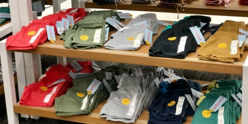 Cat & Jack Shorts as Low as $3 Each At Target + More