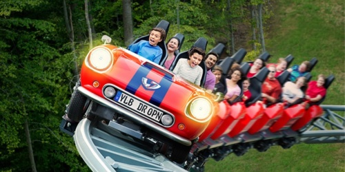 3-Day Admission to Busch Gardens Williamsburg & Water Country Only $52.99 (Regularly $200)